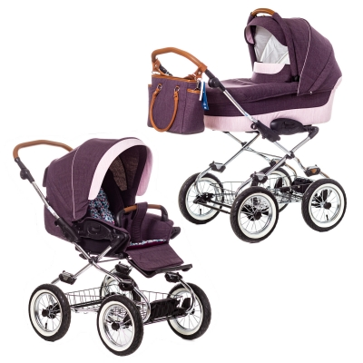 Детская коляска 2 в 1 Navington Caravel 2019
