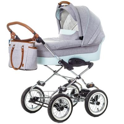 Детская коляска-люлька Navington Caravel 2019